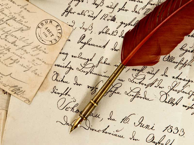writing-paper-letters-antique-quill_credit-Shutterstock.jpg